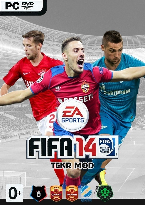 FIFA 14 mod 19 Apk + Obb Offline Download For Android
