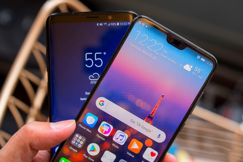 Влог - Новые БОЙЦЫ Xiaomi 🔥 Huawei УГРОБИТ Android 😱 Samsung ВС...