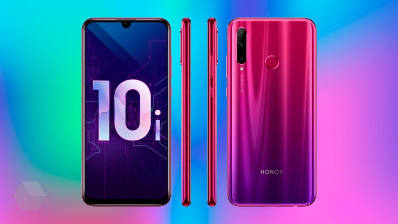 Honor 10i — обзор смартфона