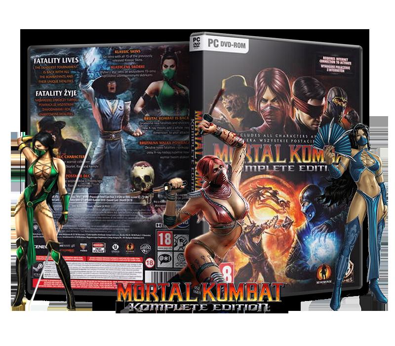 Mortal Kombat Complete Edition