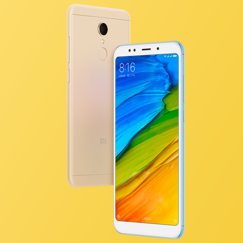 Redmi 5  MIUI 10   V10.1.2.0.NDAMIFI Global Stable rom recovery