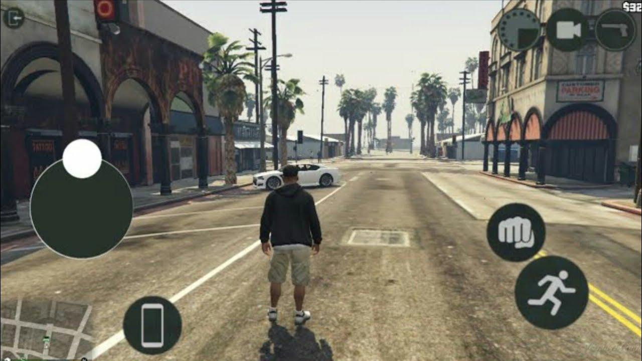 Grand Theft Auto V Mobile