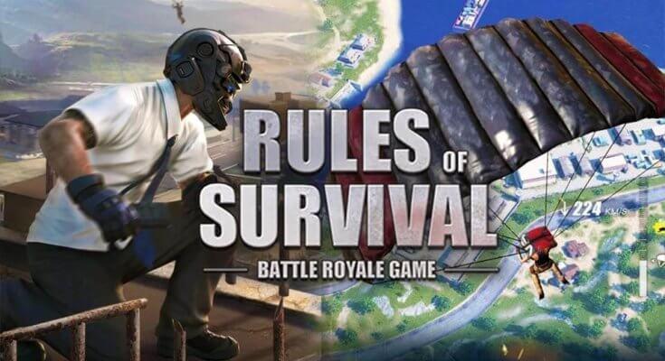 Rules of Survival — Скачать на ПК (ROS)