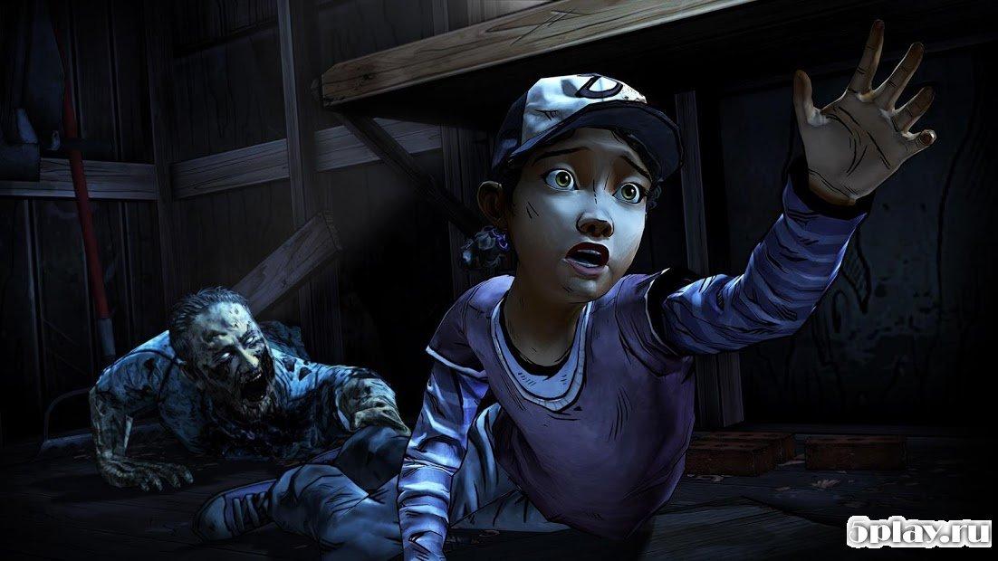 The Walking Dead: Season Two Все эпизоды открыты! Для Adreno