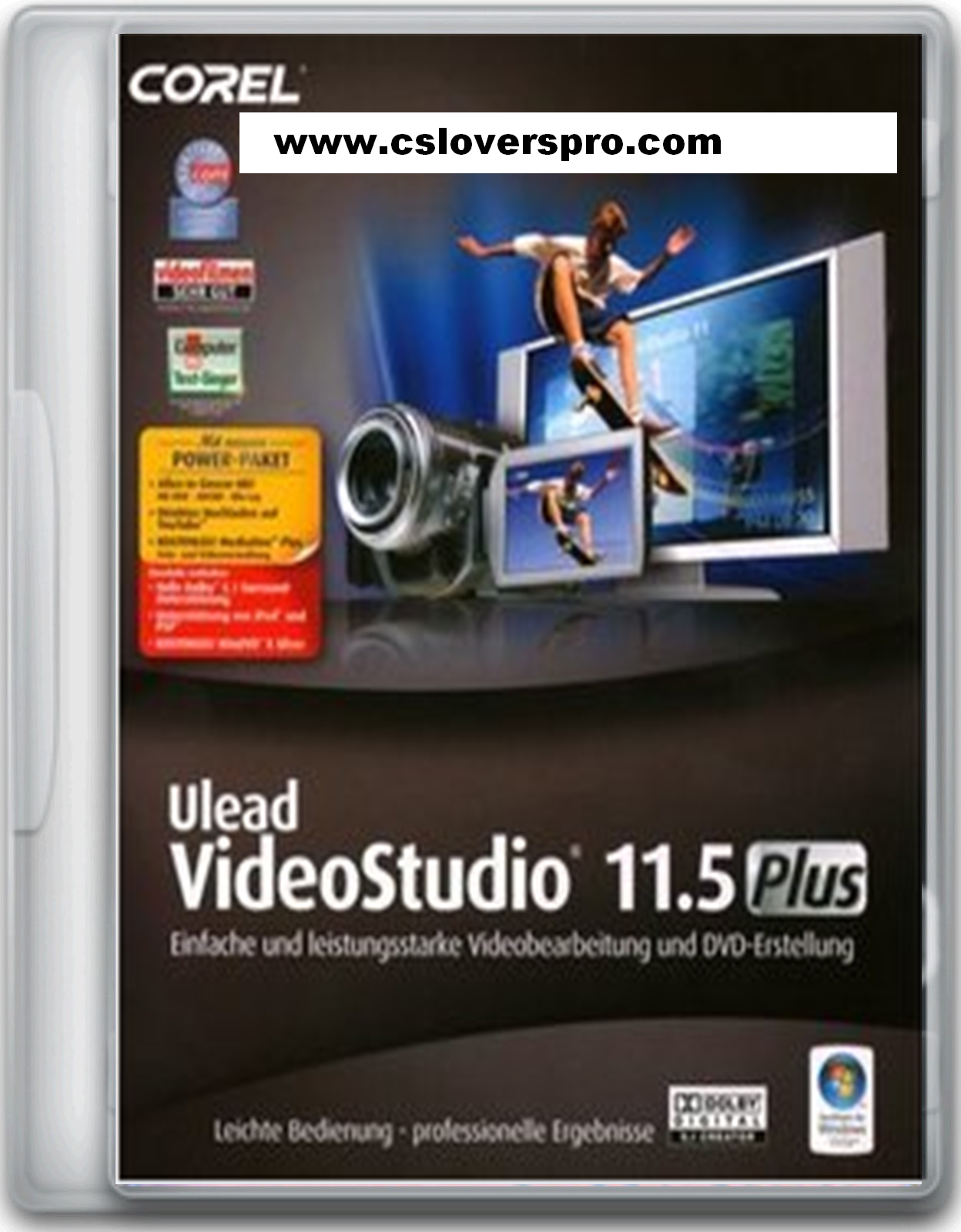 Ulead videostudio 11.5 plus