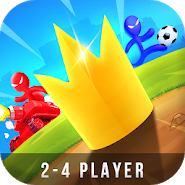 Stickman Party: 2 Player Games Free