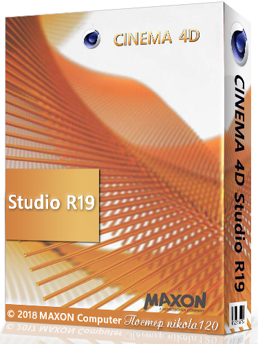 Maxon CINEMA 4D Studio R19.068 Portable by soyv4