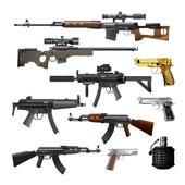 100 единиц оружия: звук орудий